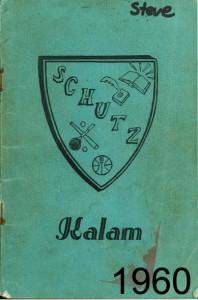 Kalam1960 YearBook