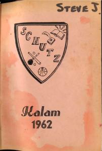 Kalam1962 Yearbook