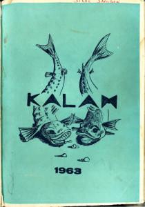 Kalam1963 Yearbook