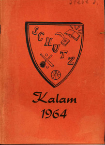 Kalam1964 Yearbook