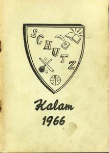 Kalam1966 Yearbook