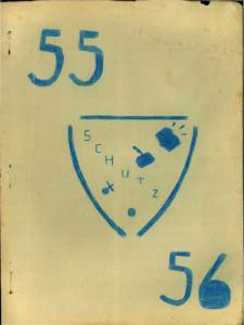 Schutzite55_56 Yearbook