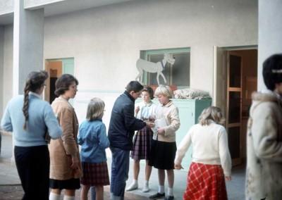1963 Peanut Line