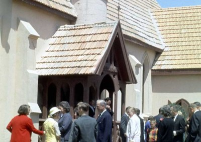1966 Stanley Bay Church