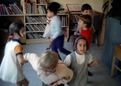 1972 Carolyn Pollock's Class - Square Dancing