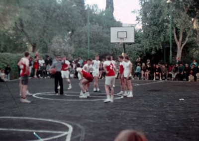 Basketball at Maadi