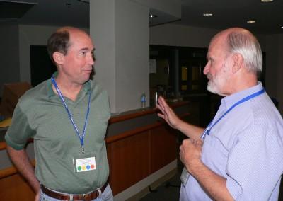 David Bowdle and  Ed Pollock