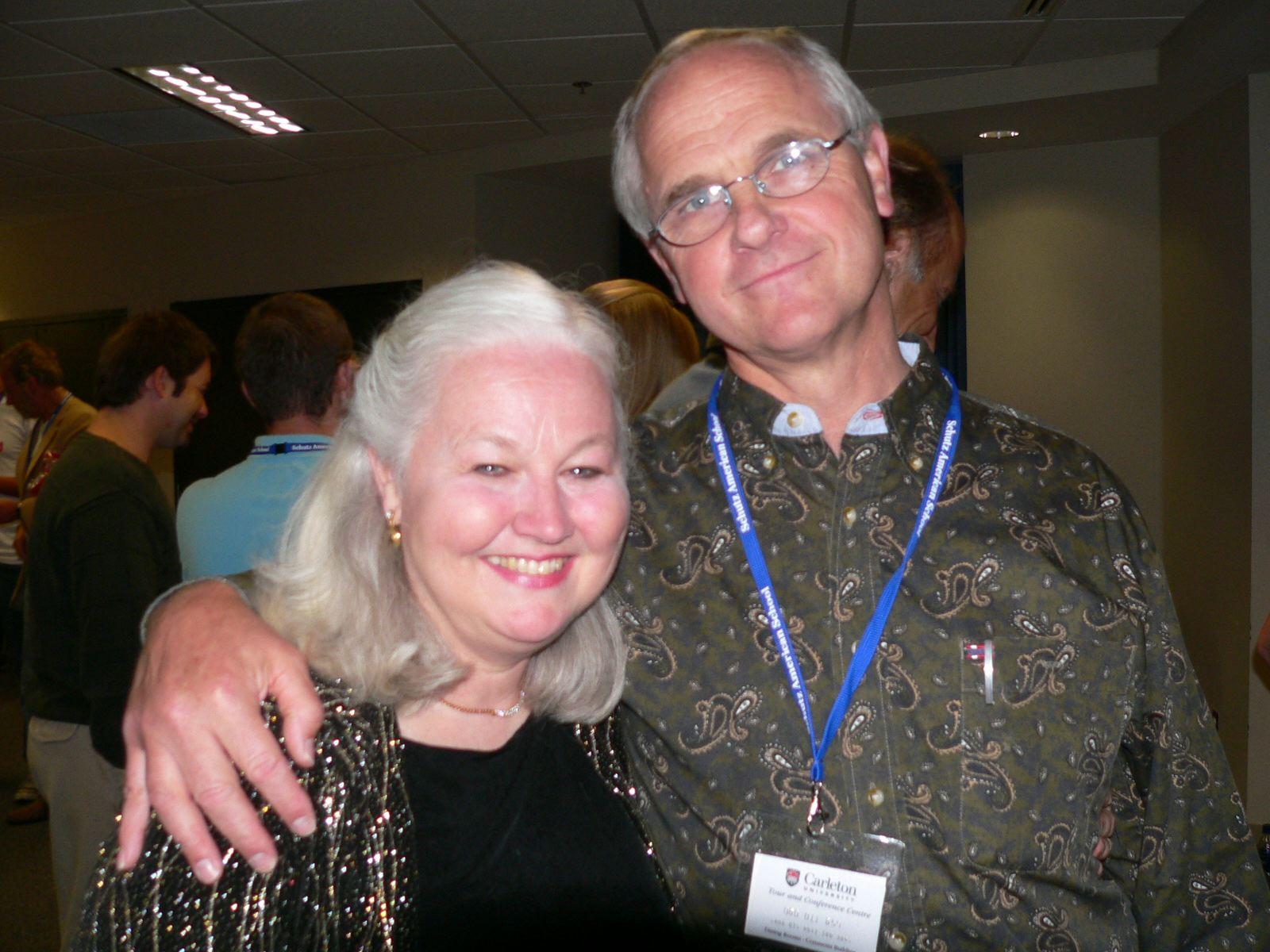 Deb and Tim Martin