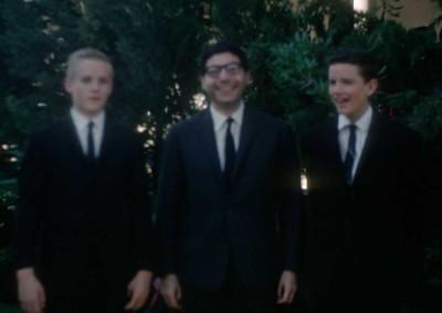 Phillip Dorr, Tony Cardahi, Ed Nicholas