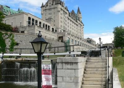 Ottawa Rideau Canel