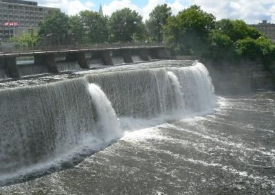 Ottawa Rideau Falls 1