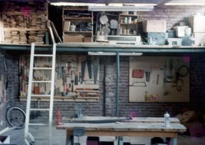 Schutz Wood Shop