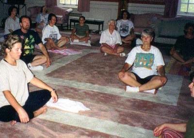 Yoga with Athina