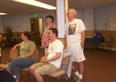 Dawn, Greg, Janie & Ron Walters