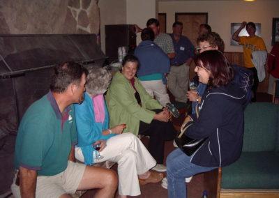 Informal Group Visiting