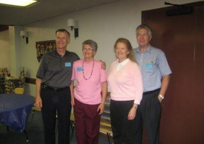 Steve, Sandy, Debbie, Glen Jamison