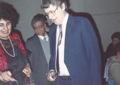 13 - Birthday Party for George, Schutz American School - 2-14-1990