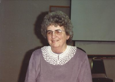 21 - Ruth Nolin 2-8-92